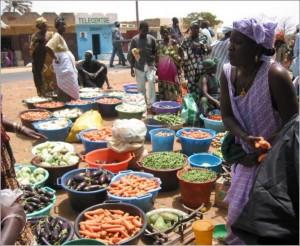 marché dakar