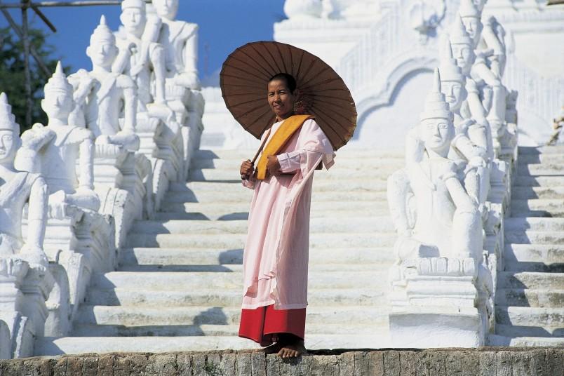 découverte Birmanie